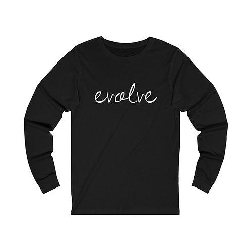 Evolve Jersey Long Sleeve Tee