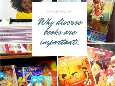 Why Diverse Books Are Important