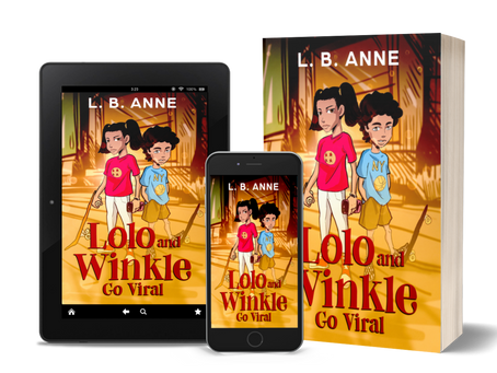 Lolo and Winkle Go Viral is on Audible