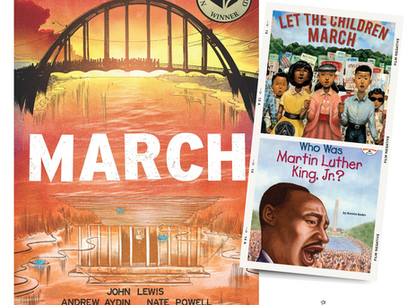 Books That Teach Kids About Martin Luther King Jr.