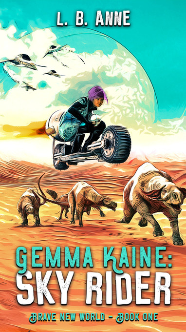 Gemma Kaine Sky Rider