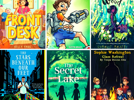 Favorite Middle Grade Books of 2020