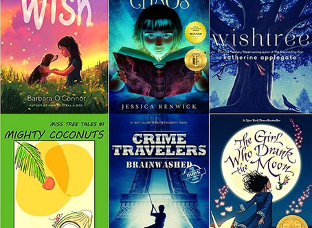 Best Middle Grade Books of 2019