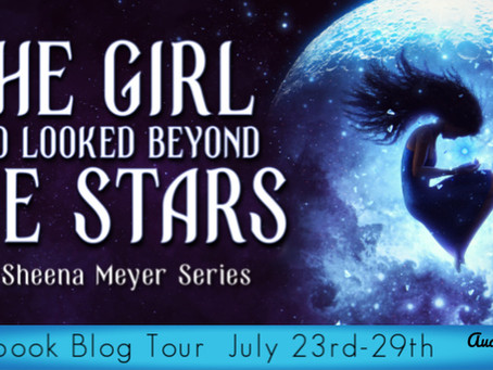 The Girl Who Looked Beyond the Stars Audiobook Blog Tour