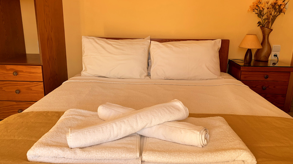 King Size Κρεβάτι