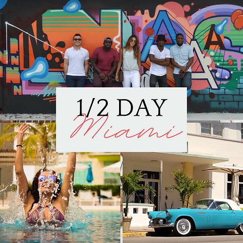 1/2 Day Itinerary