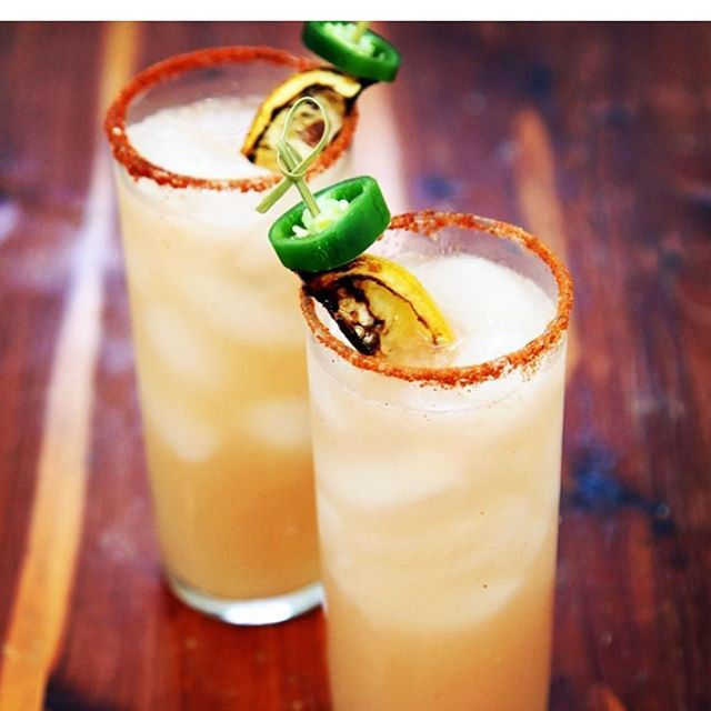 Spicy Cocktail