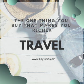 Why you need to travel more!