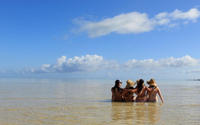 Beach and Travel