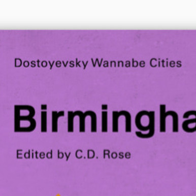 'Birmingham' Dostoyesvsky Wannabe Podcast