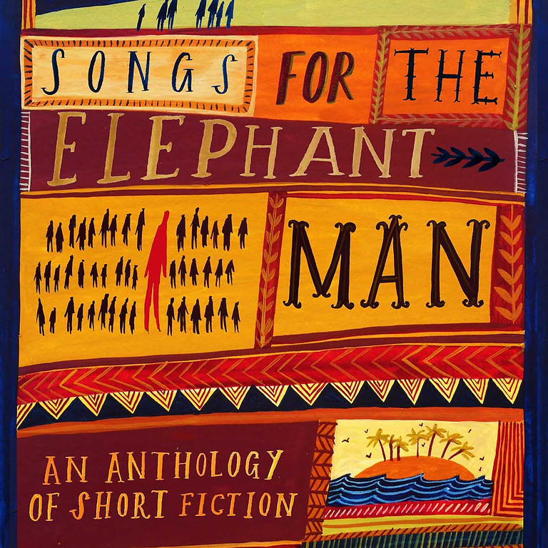 Booklaunch of 'Songs for the Elephant Man'