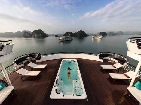 Halong Bay - President Cruises