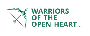 Warriors of the Open Heart logo