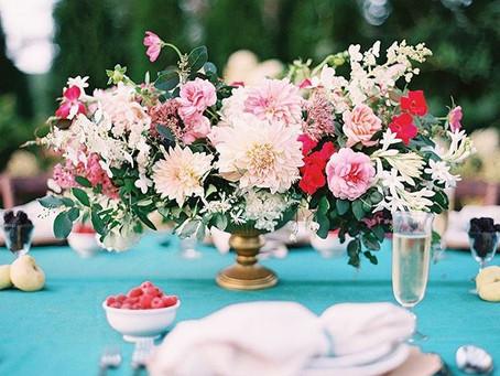Los colores de tu boda