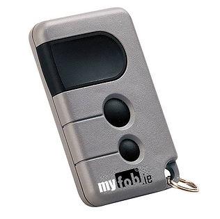 Gate remote