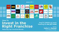 How To Invest in the Right Franchise - Aug 31