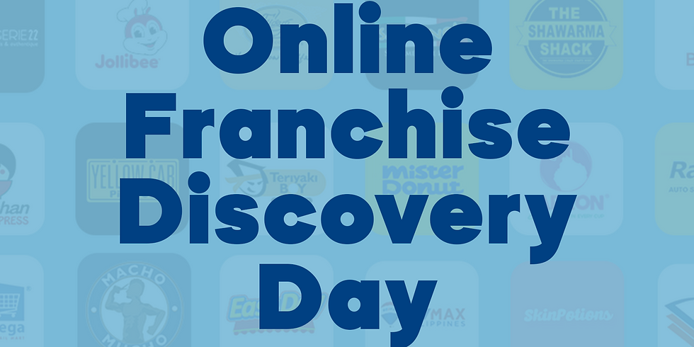 Franchise Discovery Day Webinar