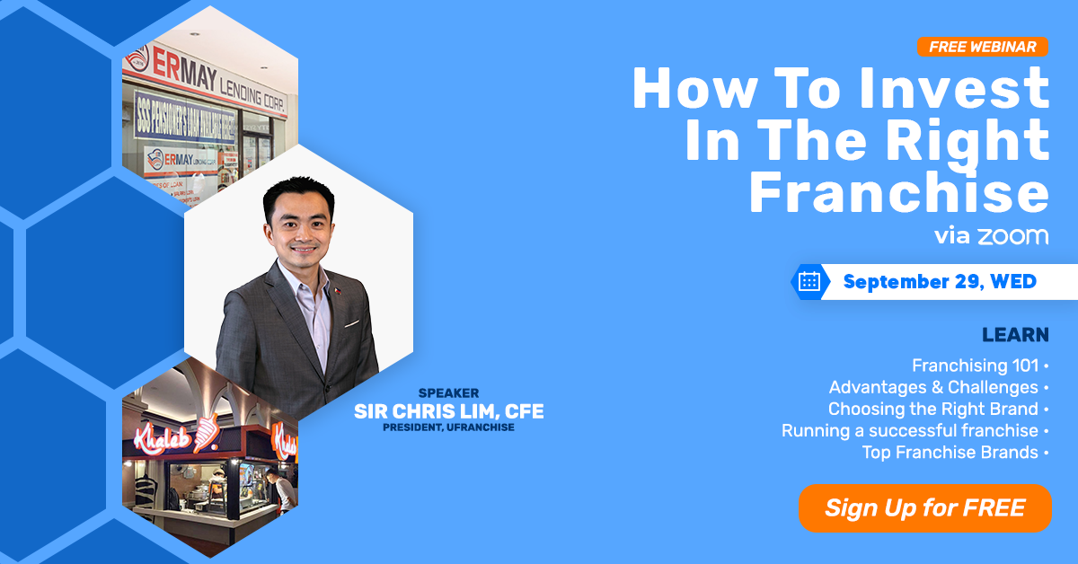 How to invest in a franchise webinar