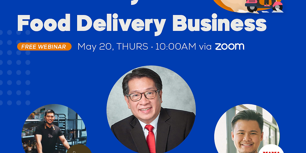 Accelerate the Growth of your Food Delivery Business with Josiah Go
