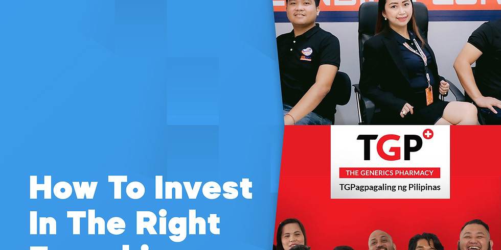 How To Invest in The Right Franchise