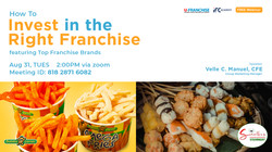 How to Invest in the Right Franchise Banner- 0831