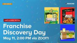 Franchise Discovery Day with Potato Corner, Santino's Supreme Slice & Citrus Zone