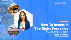 How To Invest in the Right Franchise Webinar with Chatime & 12C-4 Bread Station