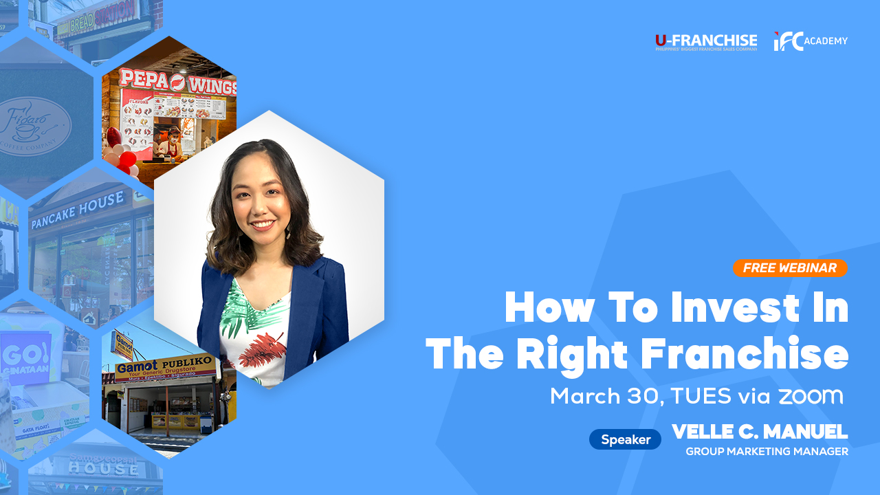How To Invest in The Right Franchise featuring Pepa Wings & Gamot Publiko