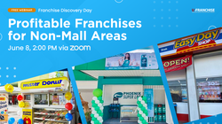 Profitable Franchises for Non-Mall Areas: Free Webinar with Mister Donut, Phoenix LPG, Easy Day Shop