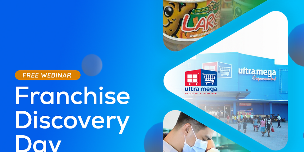 Franchise Discovery Day featuring Potato Corner, Ultramega and Phoenix Super LPG