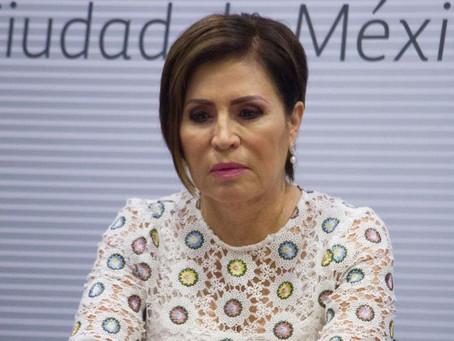 Robles plantea a FGR declararse culpable a cambio de 6 años de prisión, y evitar reparar el daño