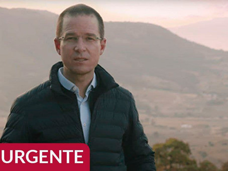 Ricardo Anaya no va de candidato a Diputado en 2021: anuncia que aspira a la presidencial de 2024