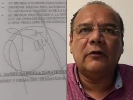 SE contrata a presunto Hostigador de Mujeres
