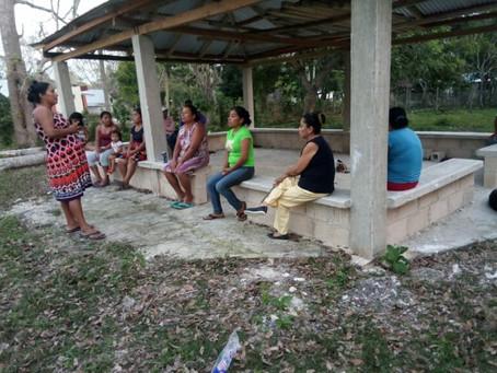 Inician campaña para que mujeres indígenas aprendan sobre género