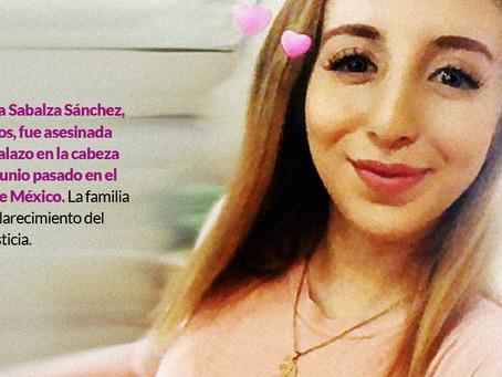Fernanda, 19 años, fue asesinada en Edomex hace 4 meses. Su padre acusa que FGJ sigue sin indagar