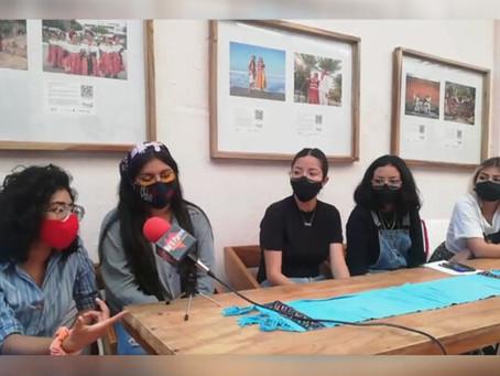 Alumnas exigen a la Unach un compromiso en atención a sus demandas y no simulación