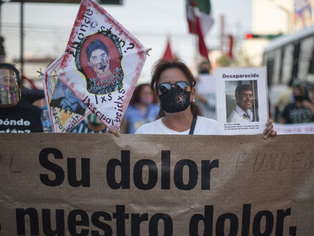 """Si se elimina fideicomiso de la CEAV no podremos seguir buscando"": familias de desaparecidos"