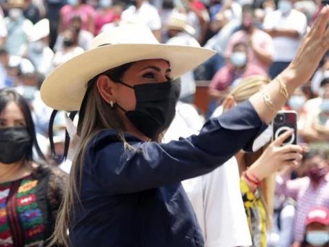 Evelyn Salgado será la candidata de Morena en Guerrero, se filtró la información: Nestora Salgado