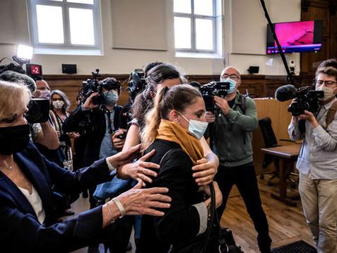 Mujer enfrenta juicio por asesinar a su padrastro y marido que la violó desde los 12 años