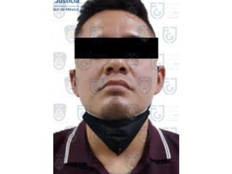 Al reclusorio Oriente, sujeto que debía más de 100 mil pesos de pensión alimenticia