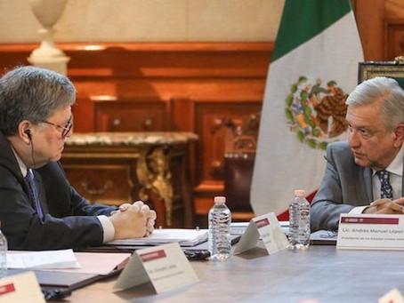 """""""México fue tajante: o retiran los cargos al General, o la DEA se va"""". Así lo dicen New York Times"""