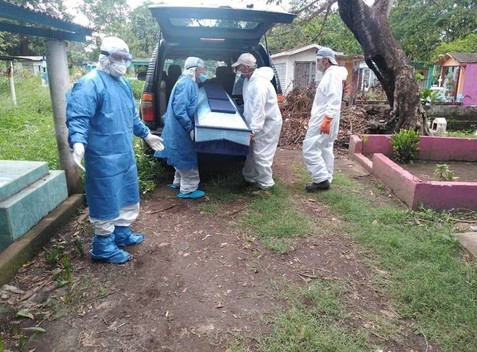 Pandemia cobra vida de 500 indigenas Maya Mam en el Soconusco