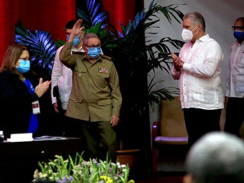 Raúl Castro anunció su retiro como jefe de Partido Comunista de Cuba y propuso un diálogo respetuoso