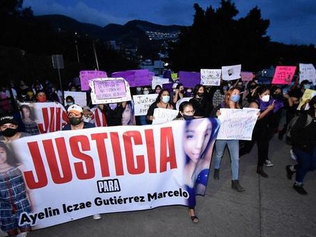 Fiscalía de Guerrero identifica a cuatro presuntos responsables del feminicidio de Ayelín