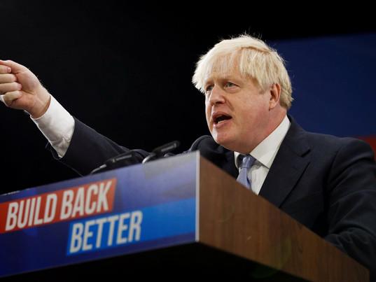 """Boris Johnson habló tras el asesinato de un diputado británico: """"Estamos llenos de conmoción"""""""