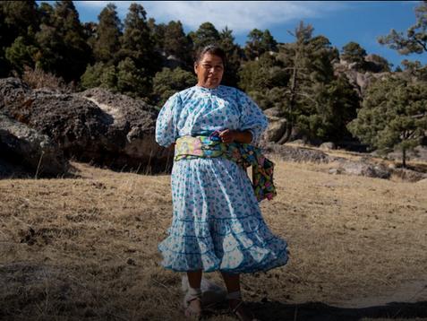 Teresa Todos los Santos: una vida de lucha feminista en la Sierra Tarahumara