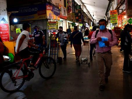 México vive el día con más muertes por COVID-19, con mil 584; hubo casi 19 mil casos nuevos