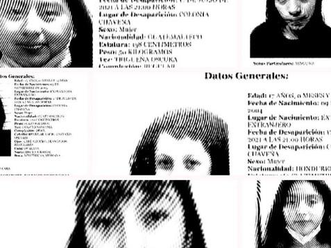 Ocho adolescentes y migrantes desaparecen en albergues de Juárez vigilados por México