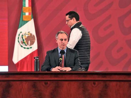 "México llega a 100 mil muertos por Covid, cifra ""inusual"", reconoce López-Gatell"