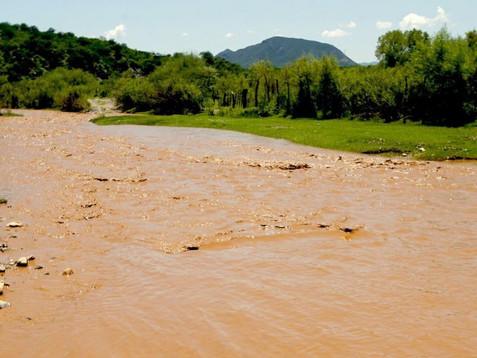 """Grupo México dice a Cofepris que la contaminación del Río Sonora empezó """"hace 12 millones de años"""""""